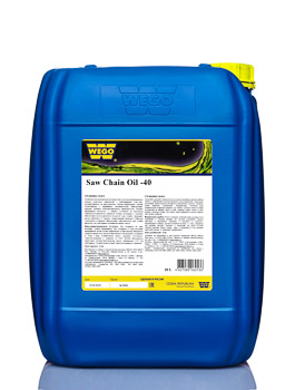 Saw ChainOil 40 20l